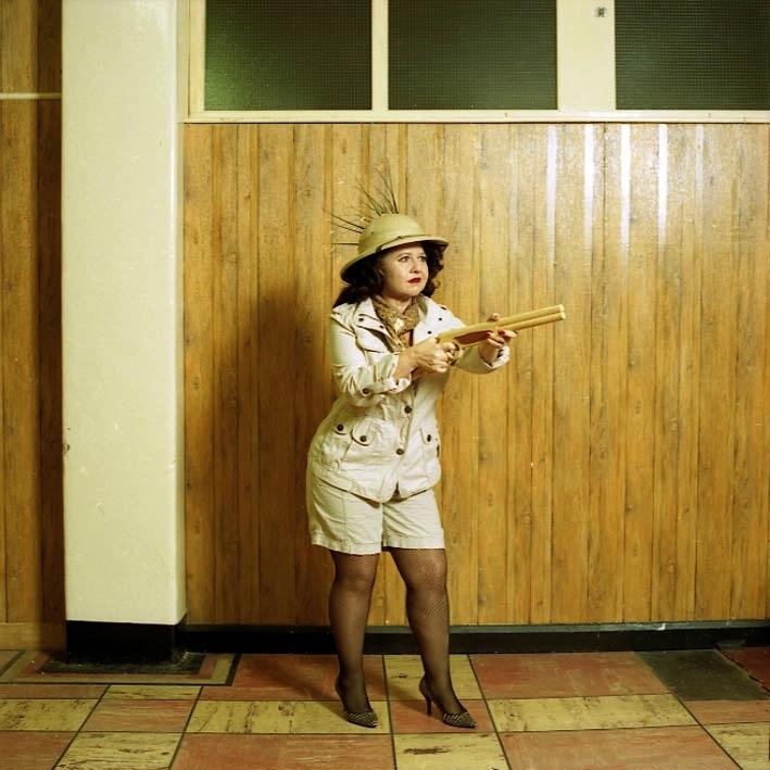 Vivicia Devine, 2009